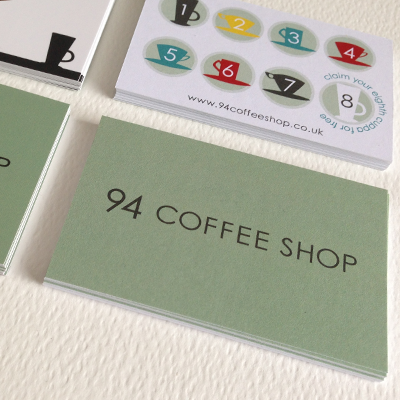 94 logo cards