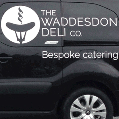 Waddesdon Deli co. Vehicle graphics