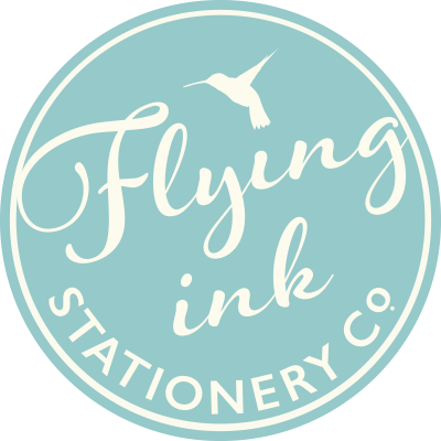 flying ink stationery
